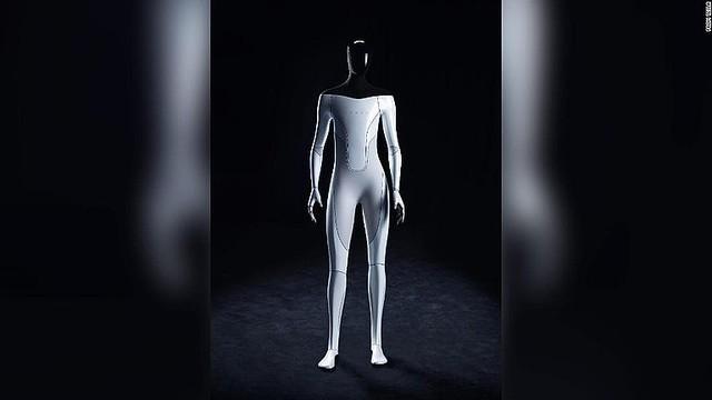 イーロン・マスク氏、今度は人型ロボットを開発することを発表!