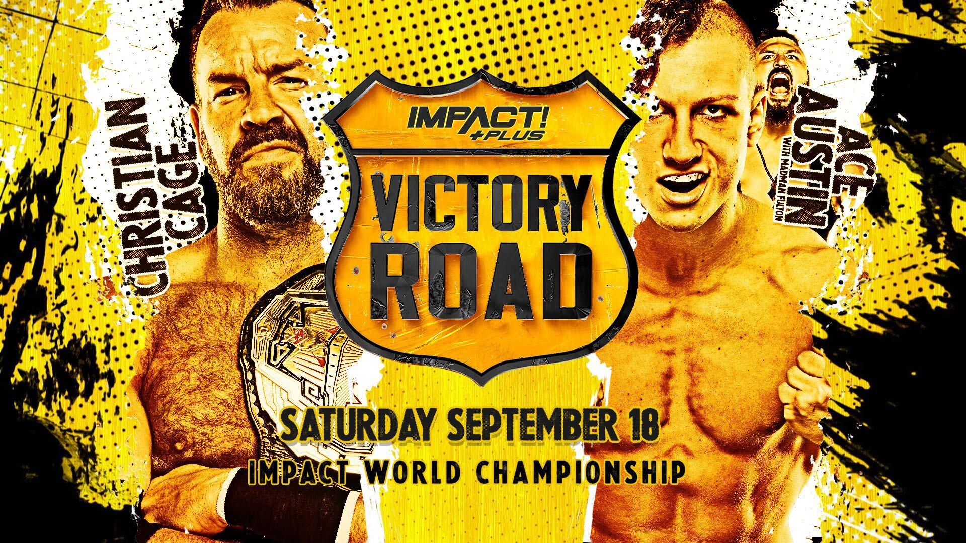 impact world championship victory road