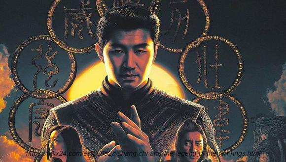 Shang Chi Y La Leyenda De Los Diez Anillos Espanol Shanglosleyenda Twitter