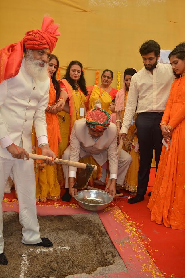 Bhikhabhai Dhameliya to donate Rs. 30 crore for construction of Parvati Mandir at Somnath