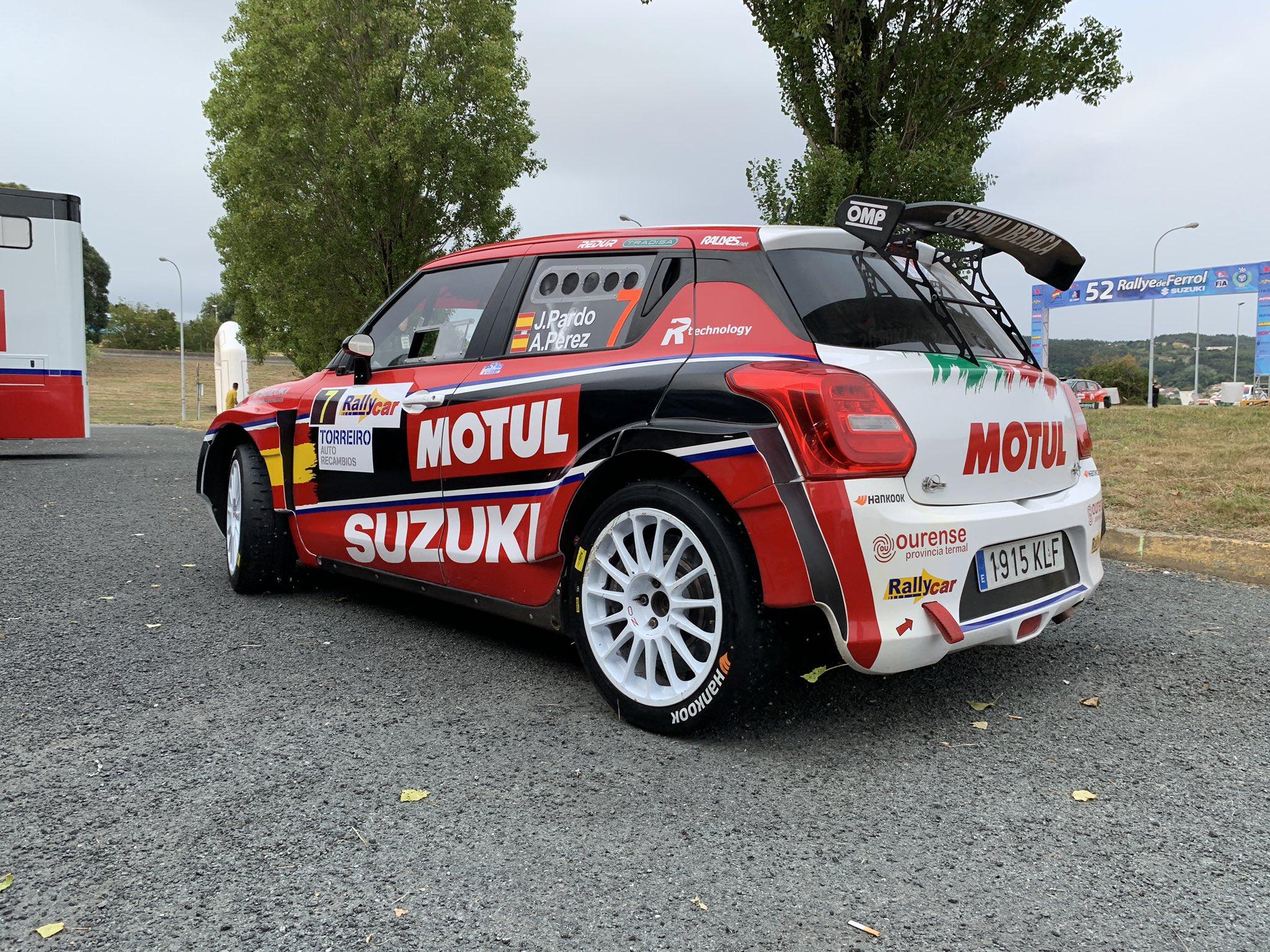 SCER + TER: 52º Rallye de Ferrol - Suzuki [20-21 Agosto] - Página 2 E9TK9TzWQAYygHh?format=jpg&name=large