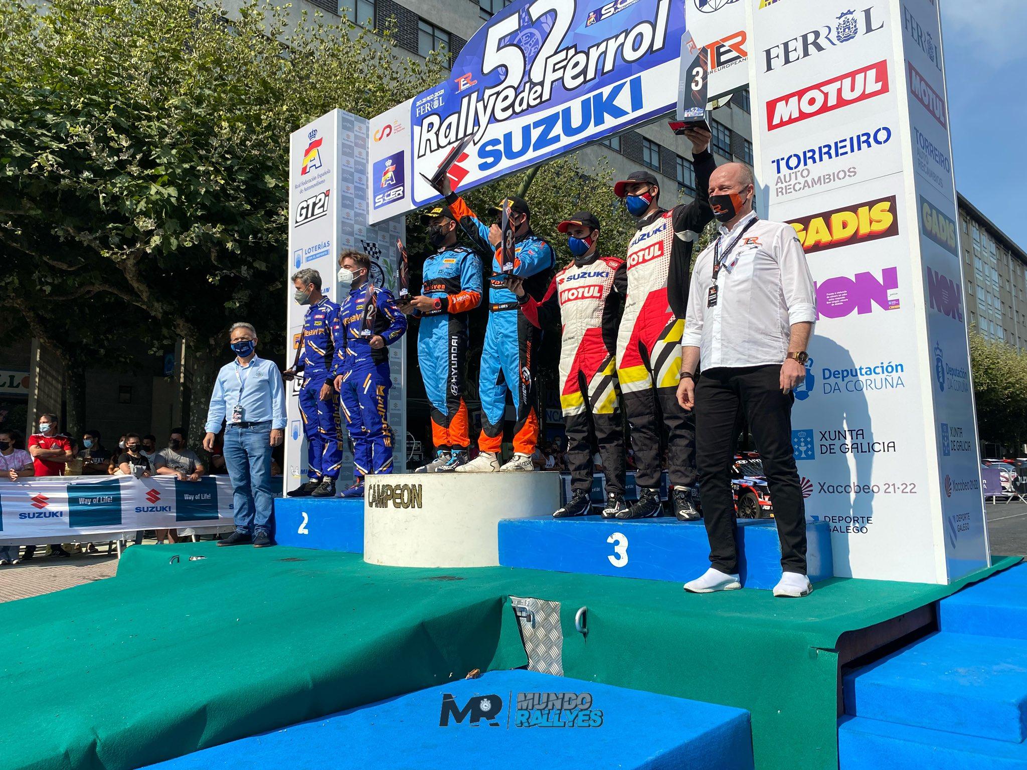 SCER + TER: 52º Rallye de Ferrol - Suzuki [20-21 Agosto] - Página 2 E9U9n8eXEAQy7Dr?format=jpg&name=large