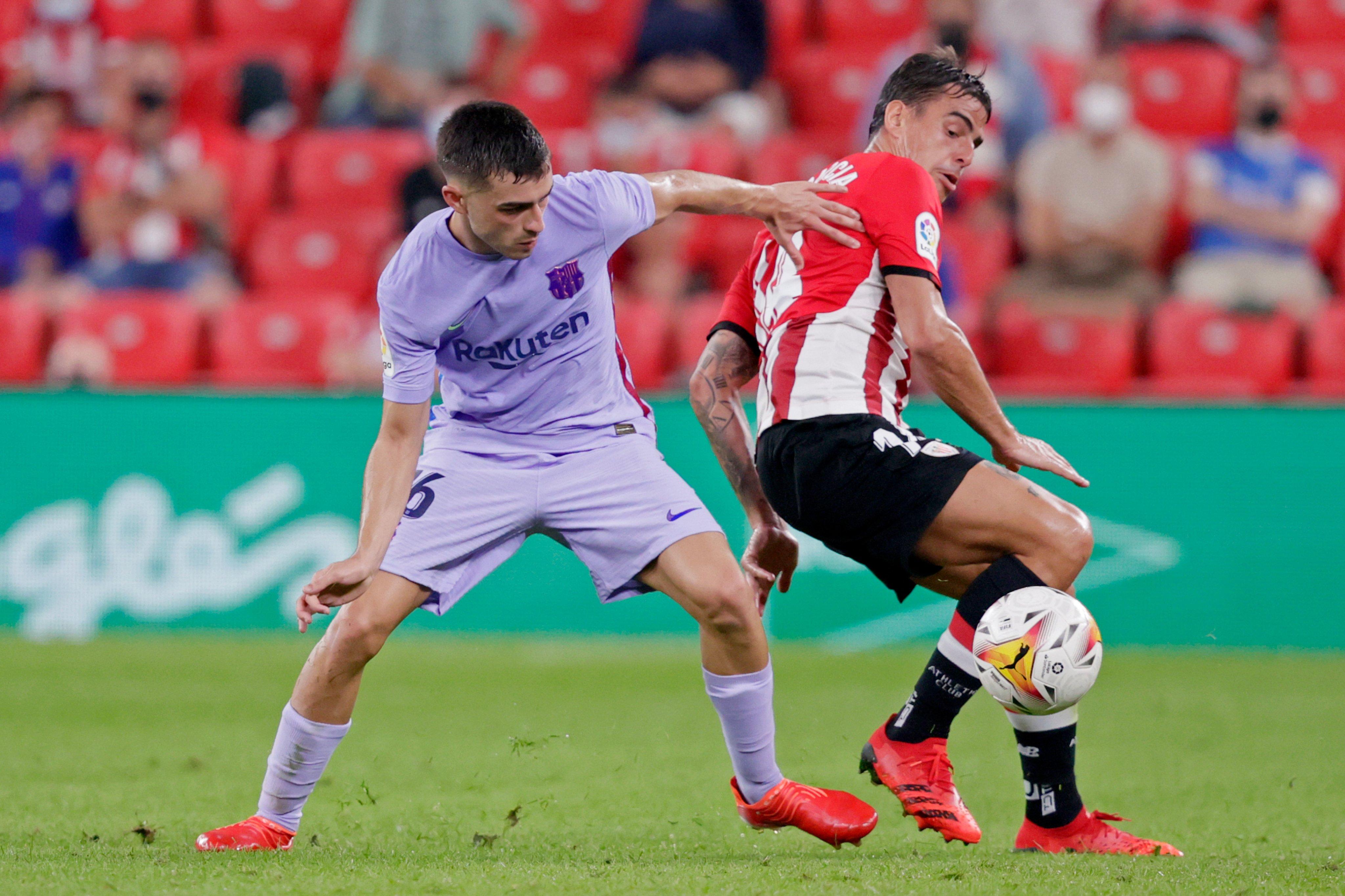 Athletic Bilbao vs Barcelona 1-1 Liga Española 2021-2022