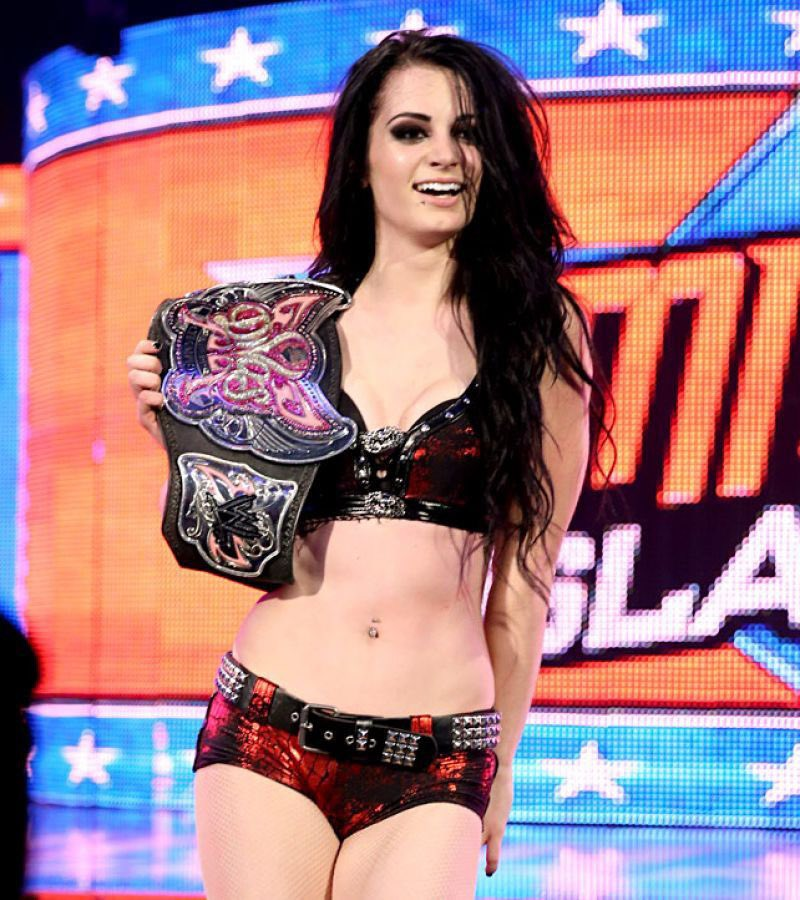 Magazine Confuses Paige With WWE Hall Of Famer Diamond Dallas Page 76