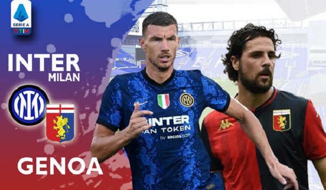 Inter Milan vs Genoa Full Match & Highlights 21 August 2021