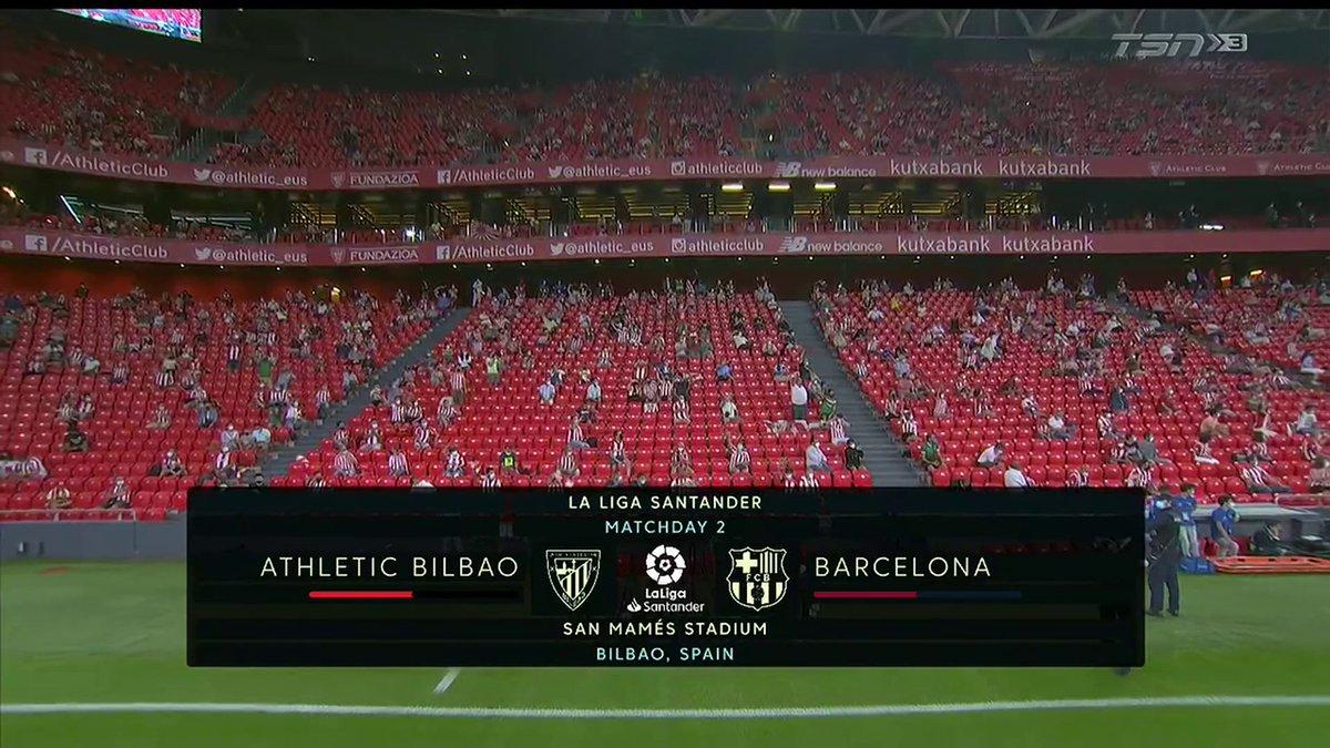 Full match: Athletic Bilbao vs Barcelona