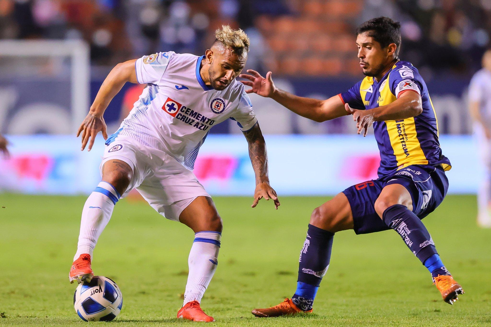 Atlético San Luis vs Cruz Azul 0-0 Torneo Apertura 2021