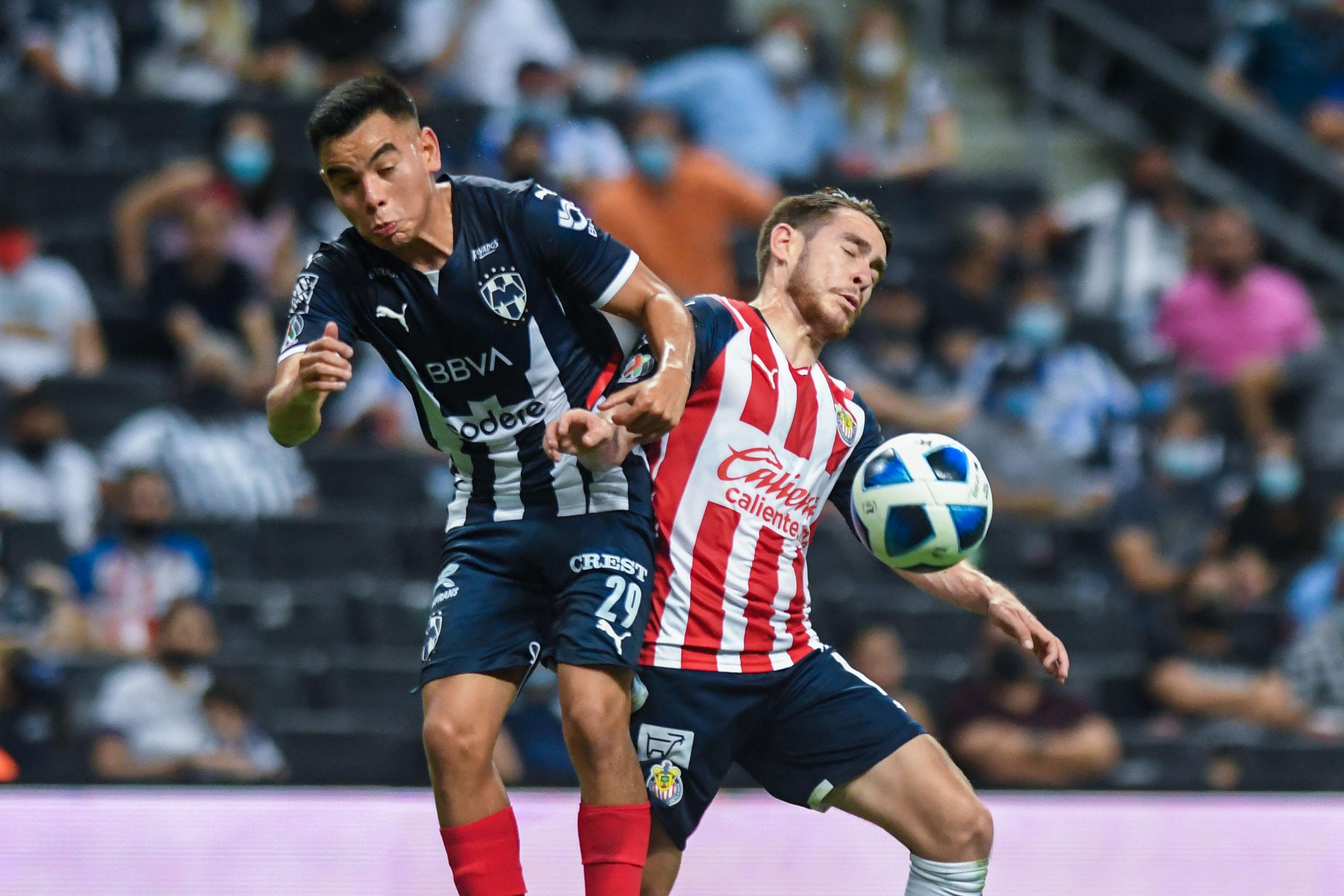 Monterrey vs Chivas 0-0 Torneo Apertura 2021