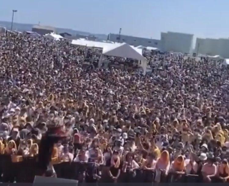 """コロナファイター on Twitter: """"愛知県の常滑りんくうで行われたライブ。 確実に感染拡大したでしょうね。 本日救急担当の私は震えています。 # 波物語 #NAMIMONOGATARI… """""""