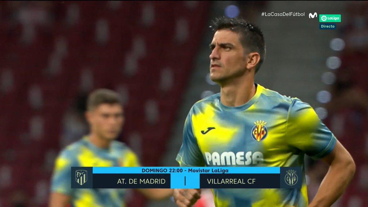 Full match: Atletico Madrid vs Villarreal