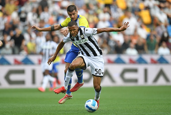 Udinese vs Juventus 2-2 Jornada 1 Serie A 2021-2022