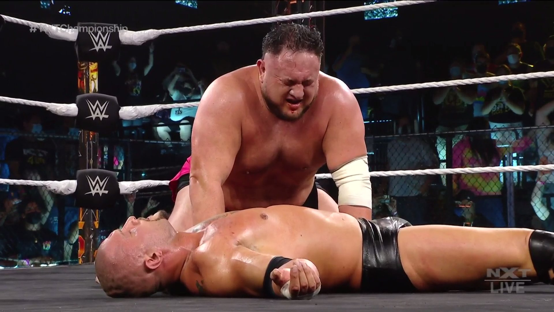 WWE NXT TakeOver 36: Record Breaking Title Changes Take Place 80