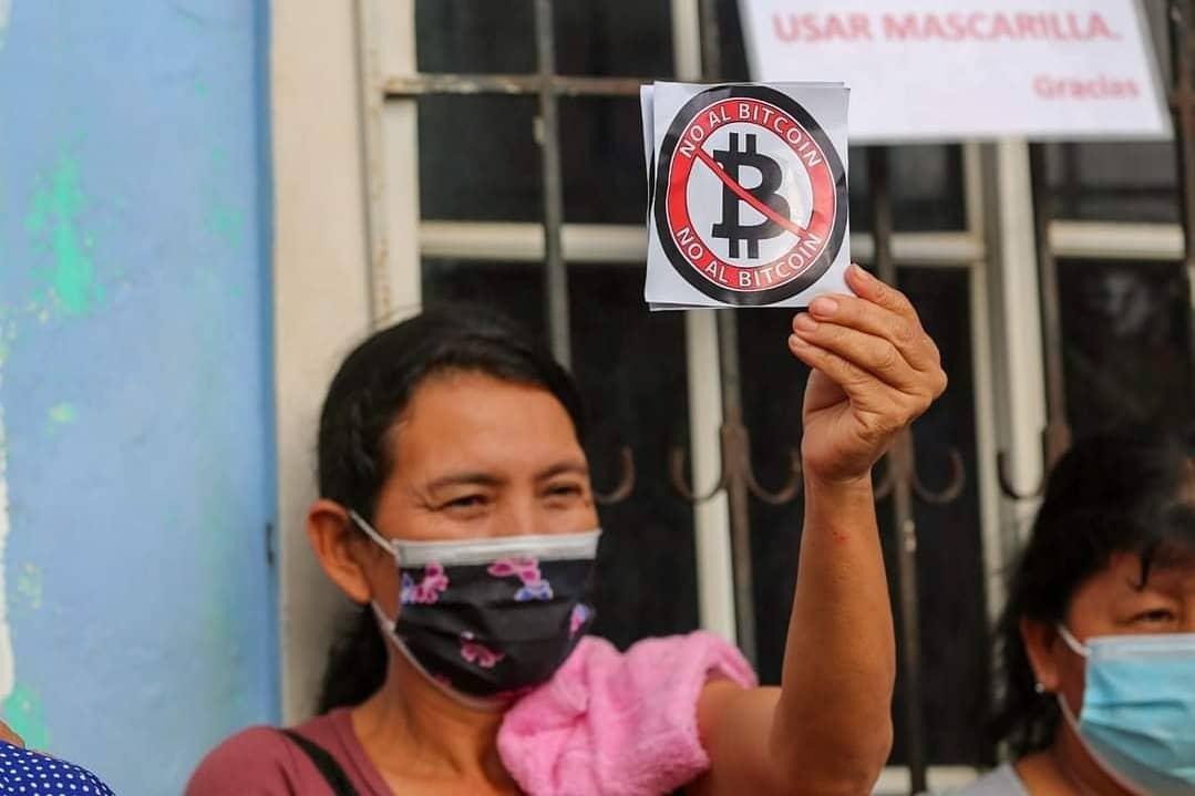 Anabel Belloso: Bukele más interesado en instalar cajeros que en escuchar el rechazo al bitcoin