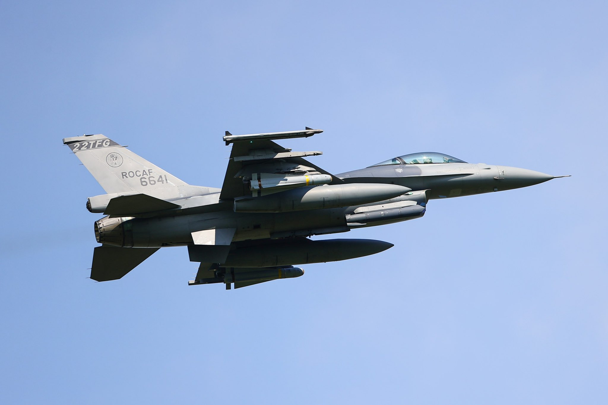 Taiwan F-16