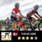 Image for the Tweet beginning: 🔴⚪🔵 Team ABC Junior 🇩🇰  With
