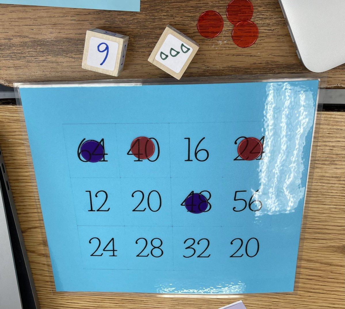 探索一些奇妙的策略(面对面和虚拟),以帮助学生解决未完成的学习并加深他们对乘法的理解。APS数学'> @APS数学https://t.co/RNevTh8vqf