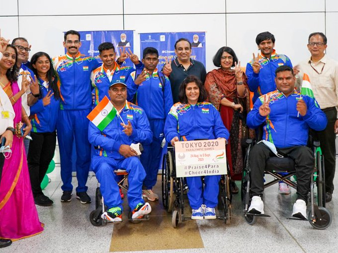 There is a strong chance that Indian para-athletes will bring home unprecedented medal tally in Tokyo