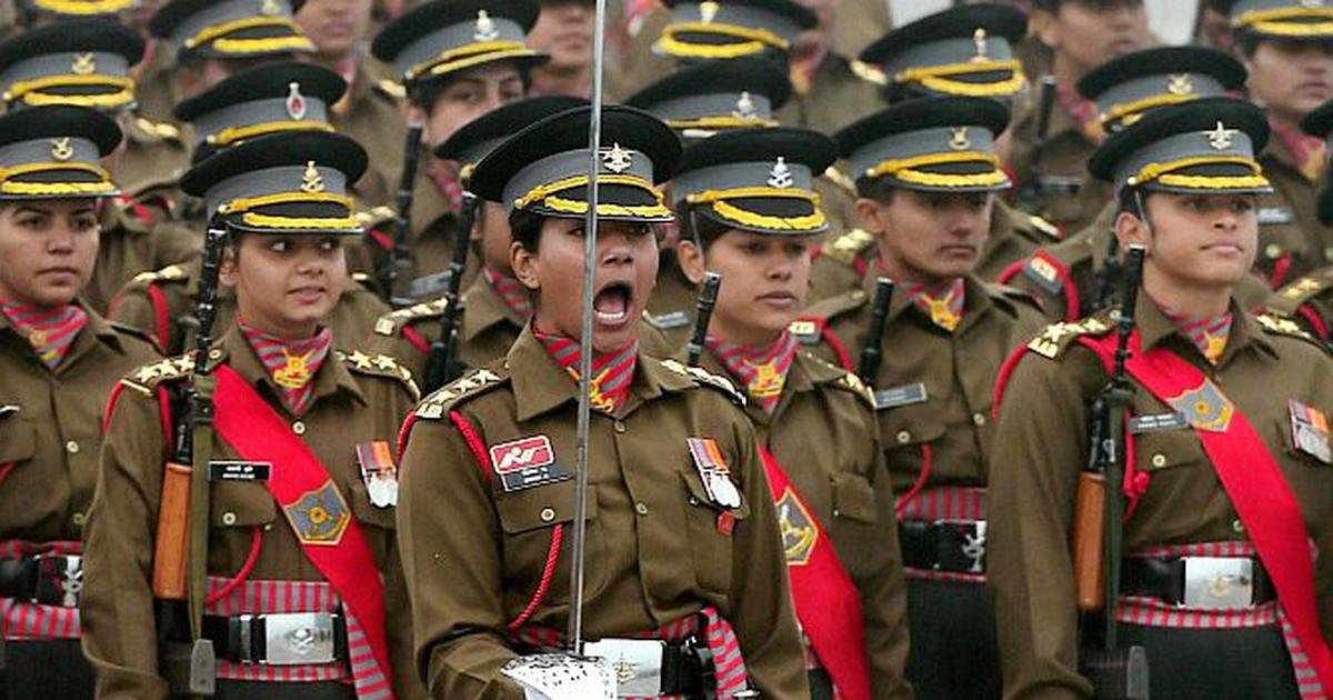 भारतीय सेना ने महिला सैन्य अधिकारियों को पदोन्नत कर उन्हें टाइम स्केल कर्नल रैंक प्रदान किया