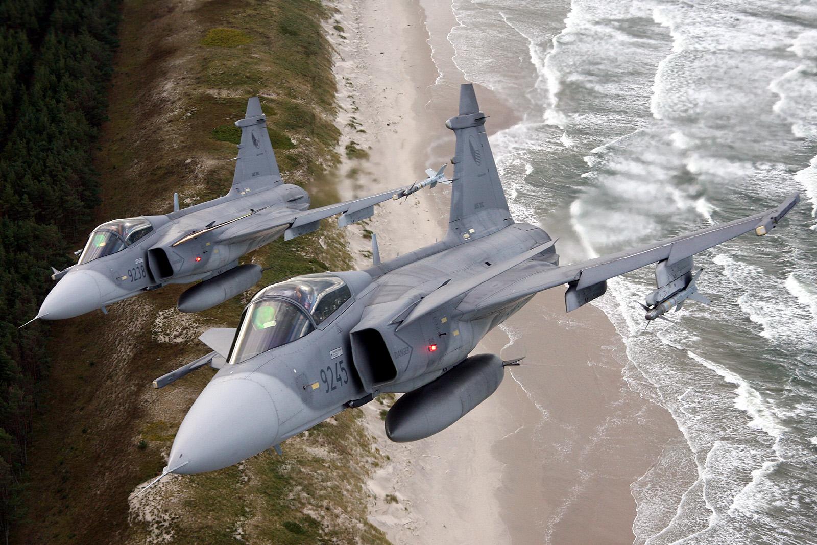 Czech Air Force Gripen