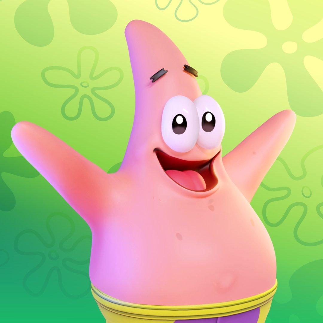 "Nickelodeon All-Star Brawl on Twitter: ""Patrick Star from @SpongeBob!… """