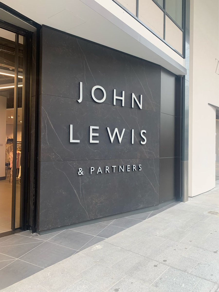Carbon neutral @Dekton has demonstrated its versatility once again with its application as a DKT1 ventilated façade at the new flagship @JohnLewisRetail store in St James Quarter, Edinburgh. We love the result!