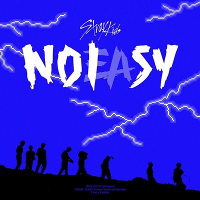 【Stray Kids】8/23 2ndフルアルバム「NOEASY」をリリースしてカムバック!