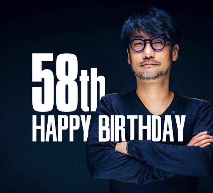 Happy 58th Birthday Legend