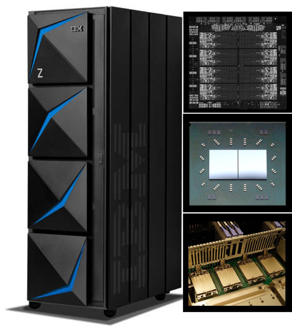 IBM Re-Architects The Mainframe With New Telum Processor