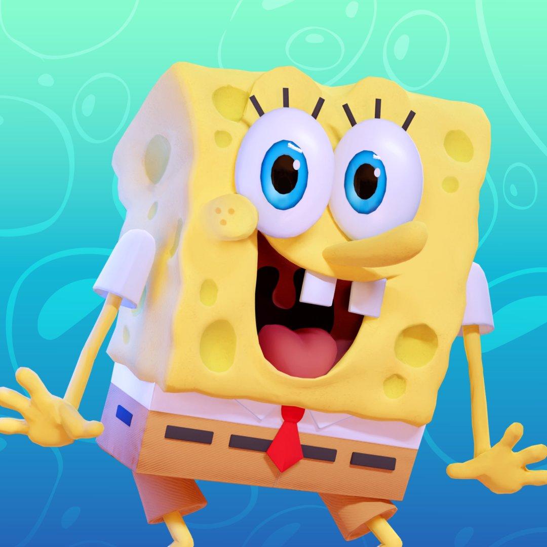 "Nickelodeon All-Star Brawl on Twitter: ""@SpongeBob SquarePants!… """