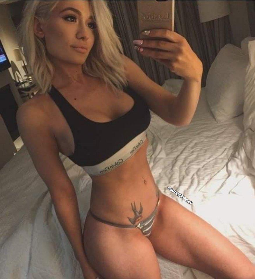 Scarlett Teases Hiding A Secret In Hot Photo As Her WWE Hiatus Continues 42
