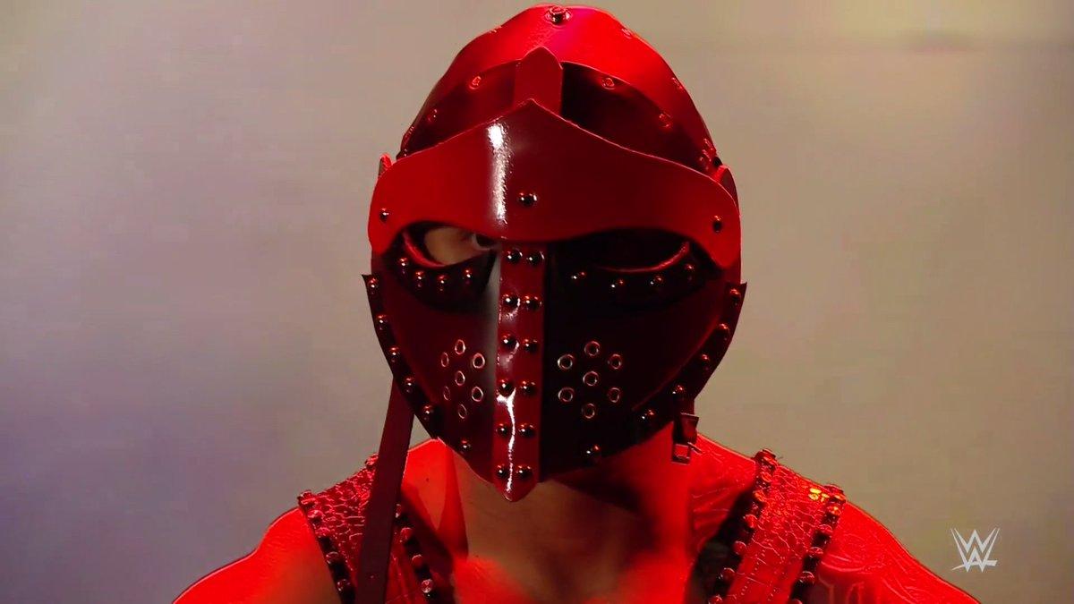 Karrion Kross Debuts New Gladiator Look
