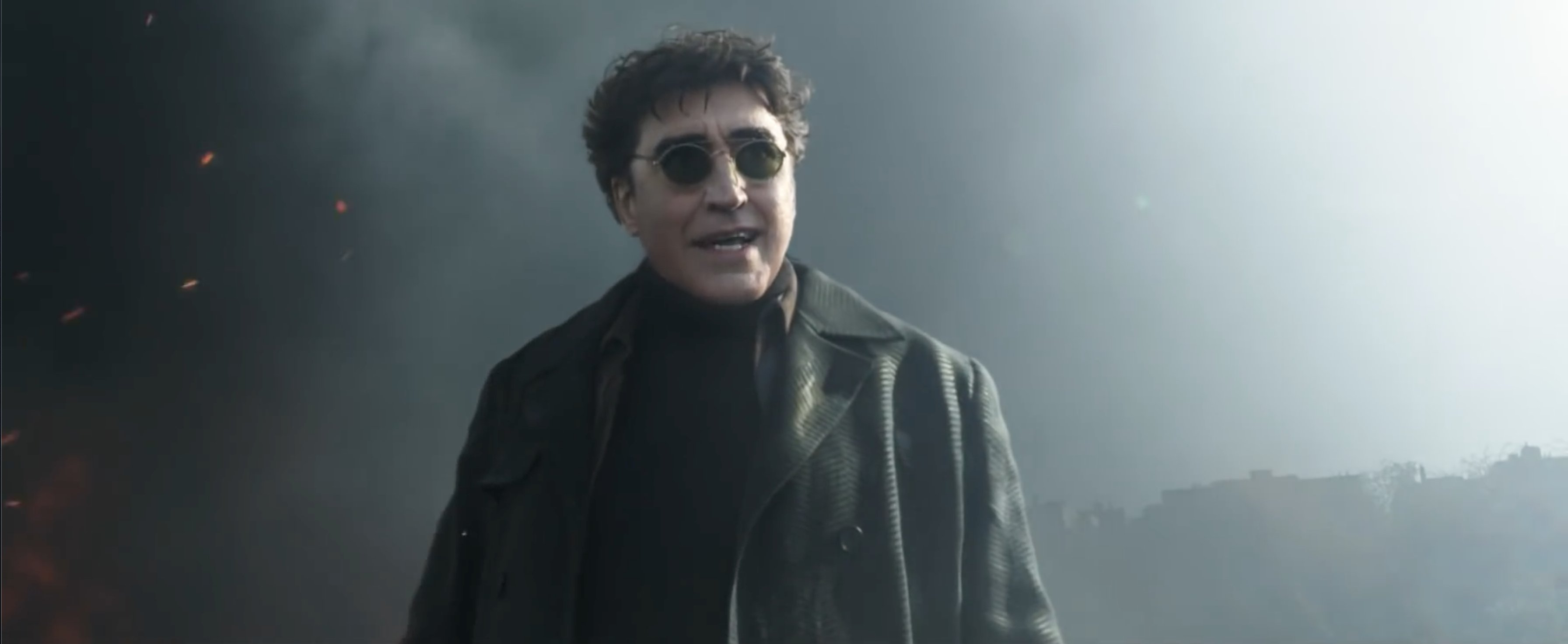 """Doc Oc (Alfred Molina) in """"Spider-Man: No Way Home"""""""