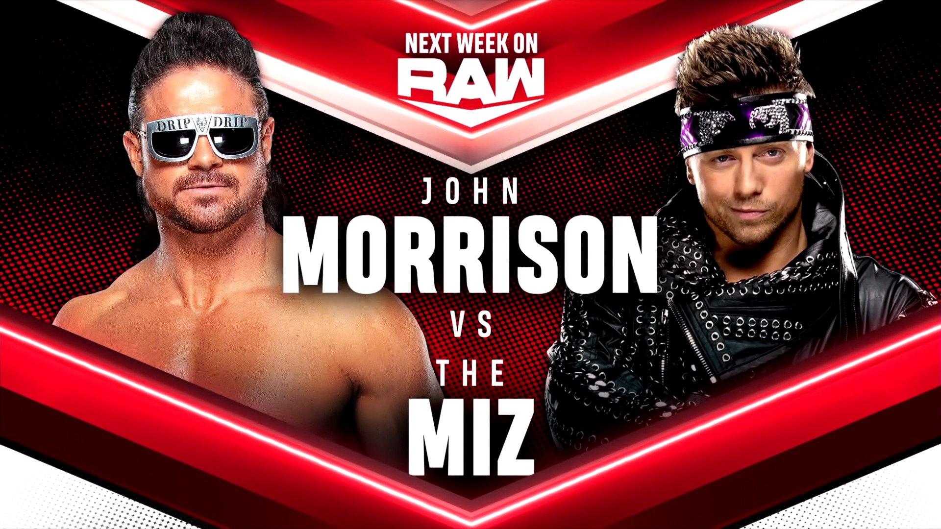 WWE Raw Preview (30/08/21): Bobby Lashley In Action; Miz Vs. Morrison 15