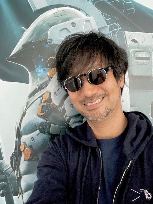 Happy Birthday to Hideo Kojima!