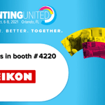 Image for the Tweet beginning: Join Xeikon in booth #4220