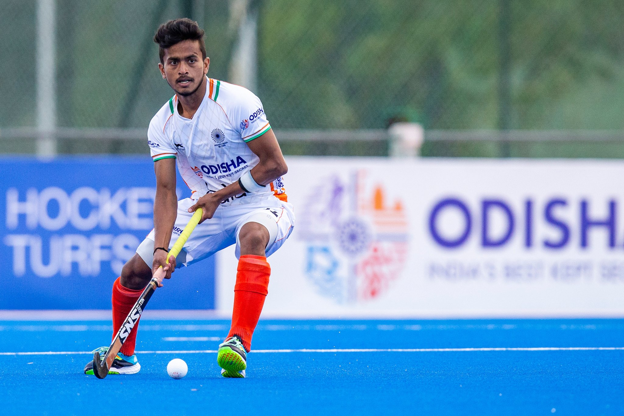 It is 'surreal' for Indian hockey player Vivek Sagar Prasad to be nominated for FIH Rising Star of the Year