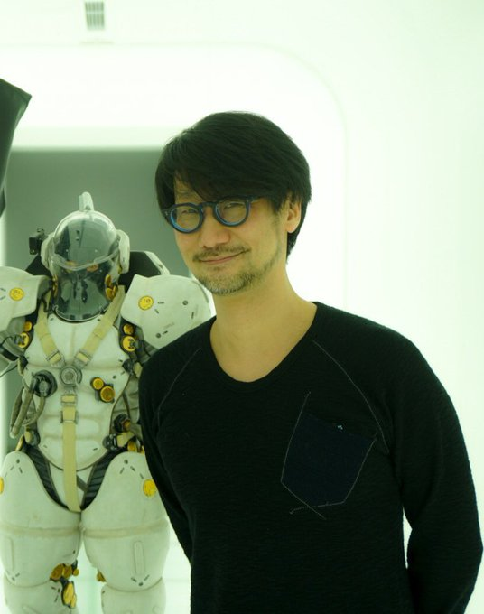 happy Birthday       Mr. Kojima, you are a legend