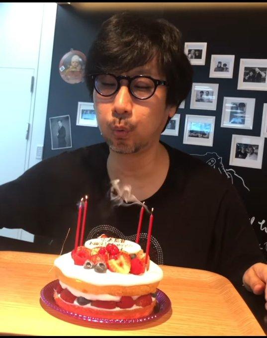 Happy Birthday Kojima-San