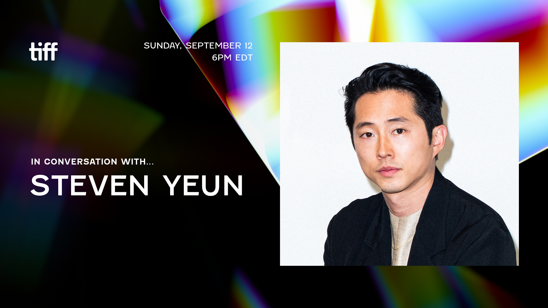 Headshot of Steven Yeun