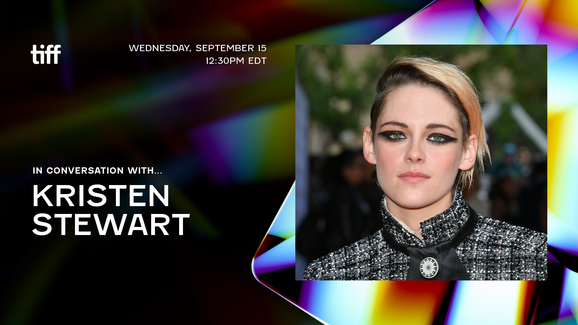 Headshot of Kristen Stewart