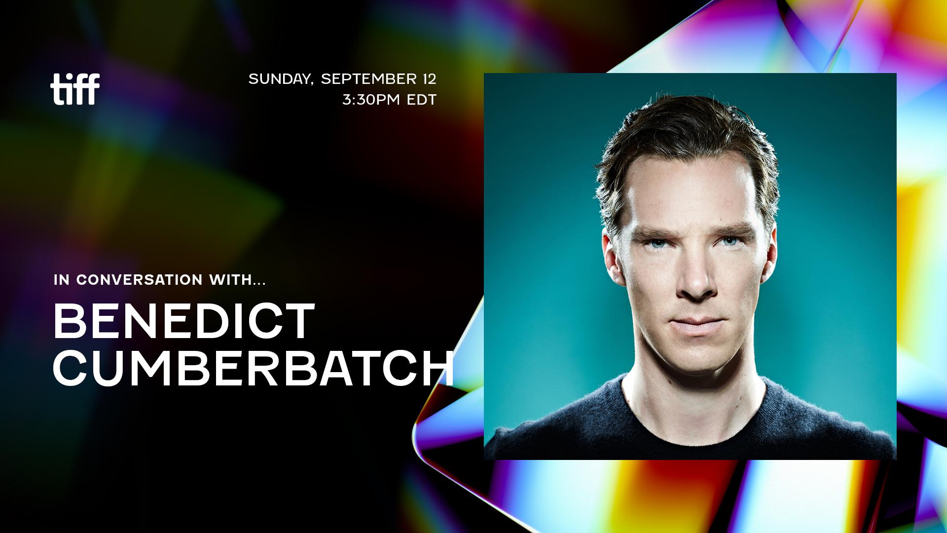 Headshot of Benedict Cumberbatch