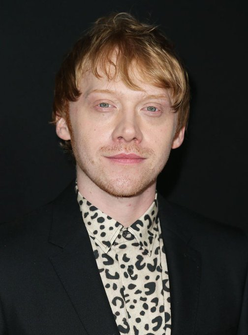 Happy 33rd Birthday Rupert Grint A.K.A Ron Weasley in The Harry Potter Franchise