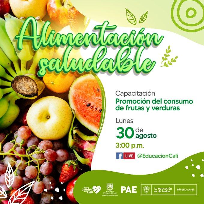 Promoción Del Consumo De Frutas Y Verduras.