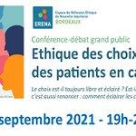 Image for the Tweet beginning: [Débat] #Agenda Inscriptions ouvertes pour