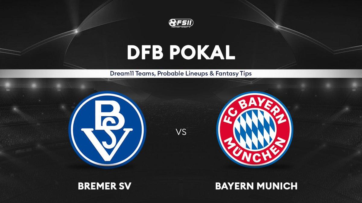 Bremer SV vs Bayern Munich Full Match & Highlights 25 August 2021