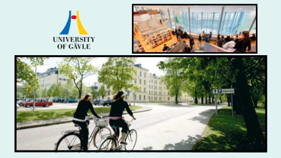 University of Gävle Scholarship for International Students in Spring 2022, Sweden