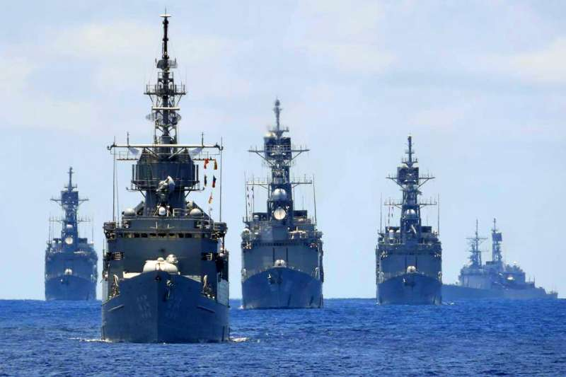 Taiwan Keelung-class destroyers