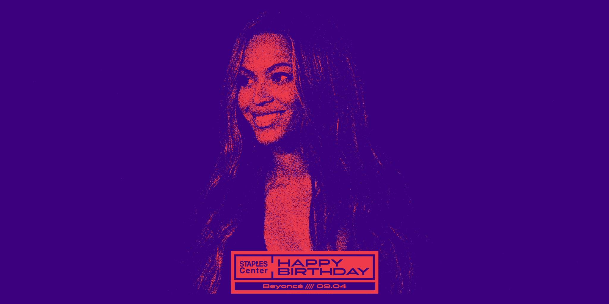 Happy birthday to the Queen,