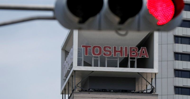 EXCLUSIVE Toshiba in talks with four investment firms for strategic ideas -sources