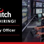 Image for the Tweet beginning: Switch is hiring at all